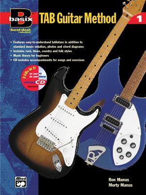 Basix Tab Guitar Method - Manus, Ron, and Manus, Morty