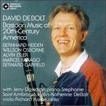 Bassoon Music of 20th Century America