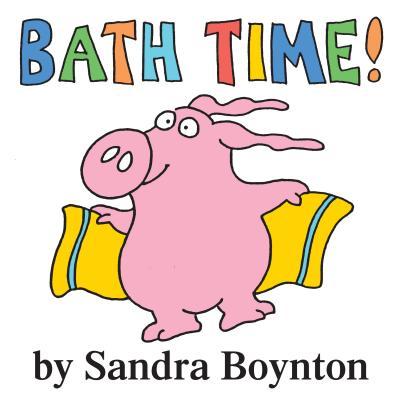 Bath Time! - Boynton, Sandra