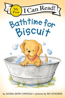 Bathtime for Biscuit - Capucilli, Alyssa Satin