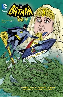 Batman '66 Vol. 2 - Parker, Jeff