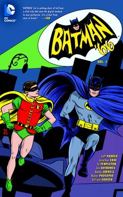Batman '66 Volume 1 HC - Parker, Jeff