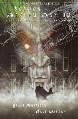 Batman Arkham Asylum 25th Anniversary - Morrison, Grant