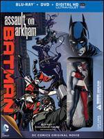 Batman: Assault on Arkham [Includes Digital Copy] [UltraViolet] [Blu-ray/DVD] [Only @ Best Buy]