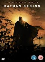 Batman Begins [2 Discs]