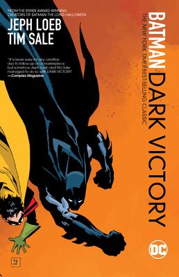 Batman Dark Victory (New Edition) - Loeb, Jeph