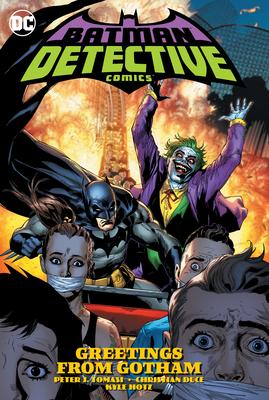 Batman: Detective Comics Vol. 3: Greetings from Gotham - Tomasi, Peter J