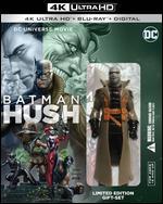Batman: Hush - Justin Copeland
