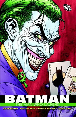 Batman: The Man Who Laughs - Brubaker, Ed