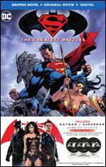 Batman v Superman: Dawn of Justice [Blu-ray] [Only @ Best Buy] [Graphic Novel] [Ultimate] - Zack Snyder