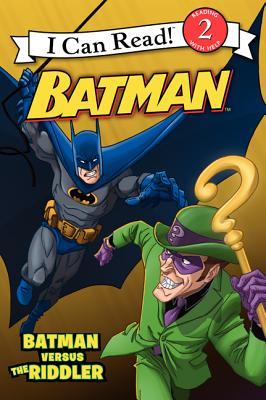 Batman Versus the Riddler - Lemke, Donald