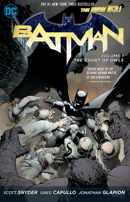 Batman Vol. 1 The Court Of Owls (The New 52) - Capullo, Greg (Artist), and Snyder, Scott