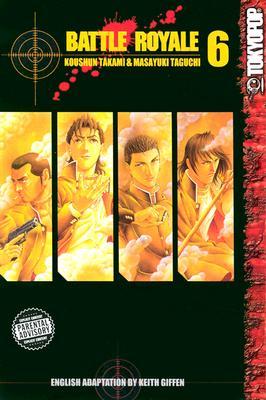 Battle Royale Volume 6 - Takami, Koushun