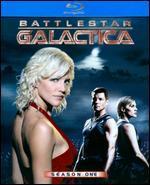 Battlestar Galactica: Season One [4 Discs] [Blu-ray]