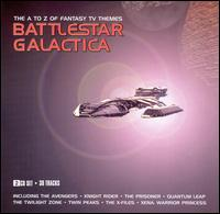 Battlestar Galactica: The A to Z of Fantasy TV Themes - Various Artists