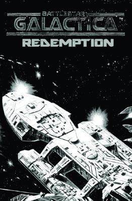 Battlestar Galactica - Hatch, Richard, and Linaweaver, Brad