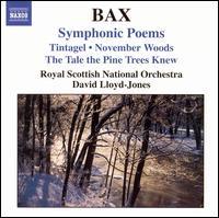 Bax: Symphonic Poems - Royal Scottish National Orchestra; David Lloyd-Jones (conductor)