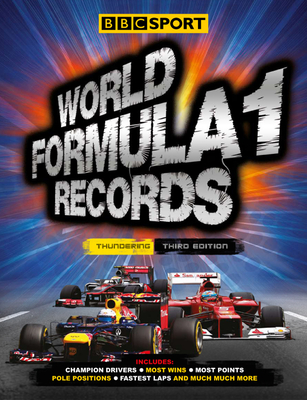 BBC Sport World Formula 1 Records - Jones, Bruce