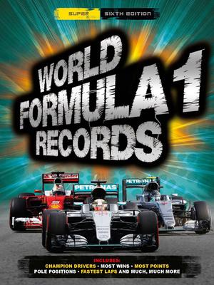BBC Sport World Formula 1 Records - Jones, Bruce