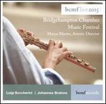 BCMF Live 2015: Luigi Boccherini, Johannes Brahms