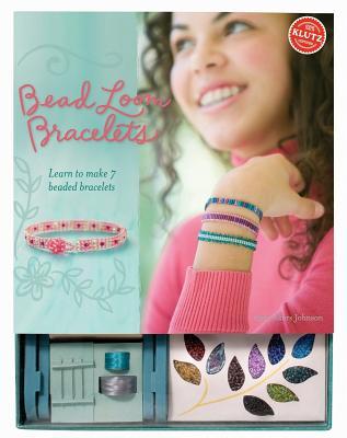 Bead Loom Bracelets - Johnson, Anne Akers
