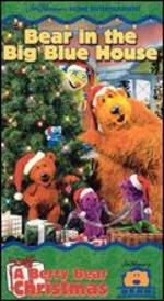 bear in the big blue house a berry bear christmas - Bear In The Big Blue House A Berry Bear Christmas