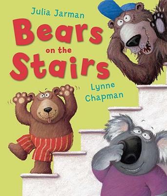 Bears on the Stairs - Jarman, Julia