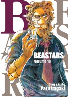 Beastars, Vol. 10, 10 - Itagaki, Paru
