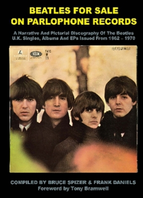 Beatles for Sale on Parlophone Records - Spizer, Bruce, and Daniels, Frank
