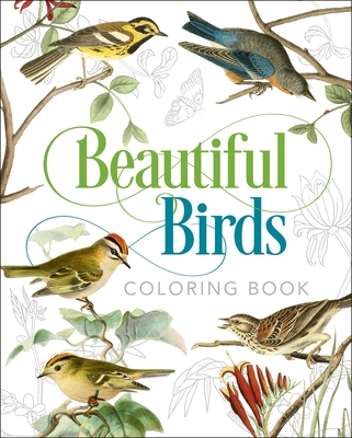 Beautiful Birds Coloring Book - Gray, Peter