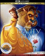 Beauty and the Beast [Signature Collection] [Includes Digital Copy] [4K Ultra HD Blu-ray/Blu-ray]