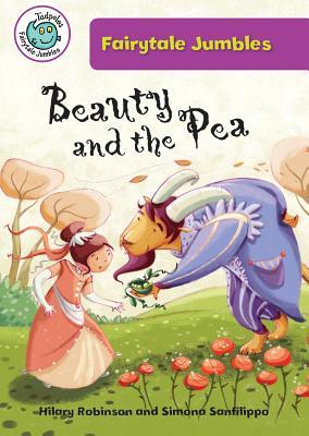 Beauty and the Pea - Robinson, Hilary