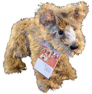 Because of Winn Dixie Plush Dog - DiCamillo, Kate