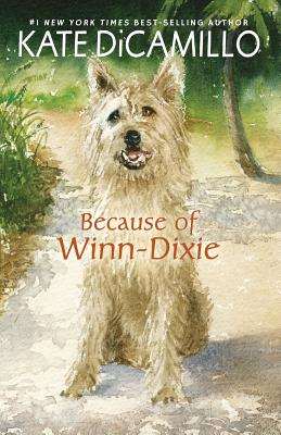 Because of Winn-Dixie - DiCamillo, Kate