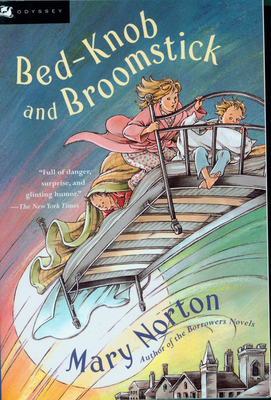 Bed-Knob and Broomstick - Norton, Mary