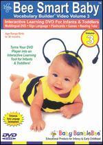 Bee Smart Baby: Vocabulary Builder, Vol. 3