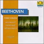 Beethoven: 3 Piano Sonatas