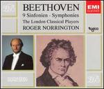 Beethoven: 9 Symphonies - London Classical Players; Roger Norrington (conductor)