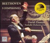 Beethoven: 9 Symphonies - Birgit Remmert (alto); Detlef Roth (bass); Ruth Ziesak (soprano); Steve Davislim (tenor);...