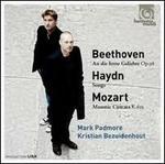 Beethoven: An die ferne Geliebte, Op. 98; Haydn: Songs; Mozart: Masonic Cantata K. 619