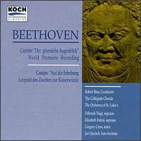 Beethoven: Cantates - Daire Fitzgerald (cello); Deborah Voigt (soprano); Elizabeth Futral (soprano); Elizabeth Mann (flute); Gregory Cross (tenor);...