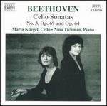 Beethoven: Cello Sonata No. 3, Op. 69; Cello Sonata, Op. 64