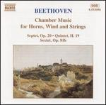 Beethoven: Chamber Music for Horns, Wind & Strings