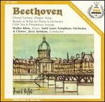 Beethoven: Choral Fantasy; Elegiac Song; Rondo; Calm Sea & Prosperous Voyage