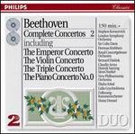 Beethoven: Complete Concertos Vol. 2 - Henryk Szeryng (violin); Herman Krebbers (violin); Janos Starker (cello); Lidia Grychtolowna (piano); Stephen Kovacevich (piano)