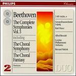 Beethoven: Complete Symphonies, Vol. 3