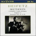 Beethoven: Complete Violin Sonatas, Vol. 3 - Nos. 8, 9, 10