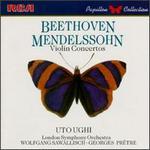 Beethoven: Concerto in D, Op. 61/Medelssohn: Concerto in E Minor, Op. 64