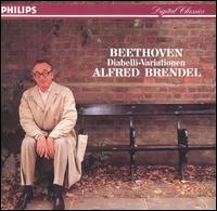 Beethoven: Diabelli-Variationen - Alfred Brendel (piano)