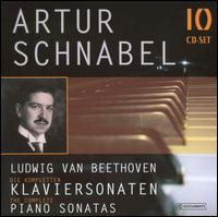 Beethoven: Die Konpletten Klaviersonaten [Wallet Box] - Artur Schnabel (piano)
